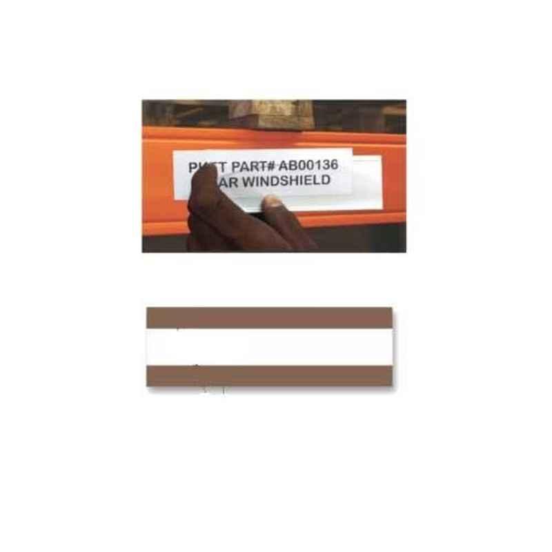 Plastikraft 100mm Plastic Magnetic Label Holder