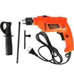Black+Decker 13mm 550W Variable Speed Hammer Drill, HD555