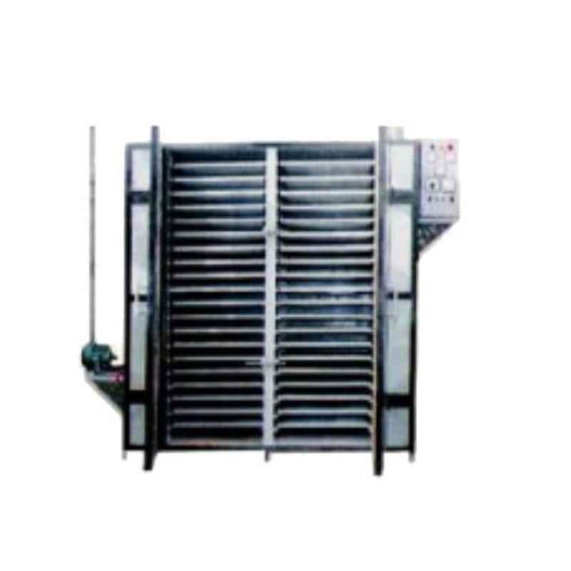Labpro DO-5103 960x1270x1450mm Mild Steel Tray Dryer