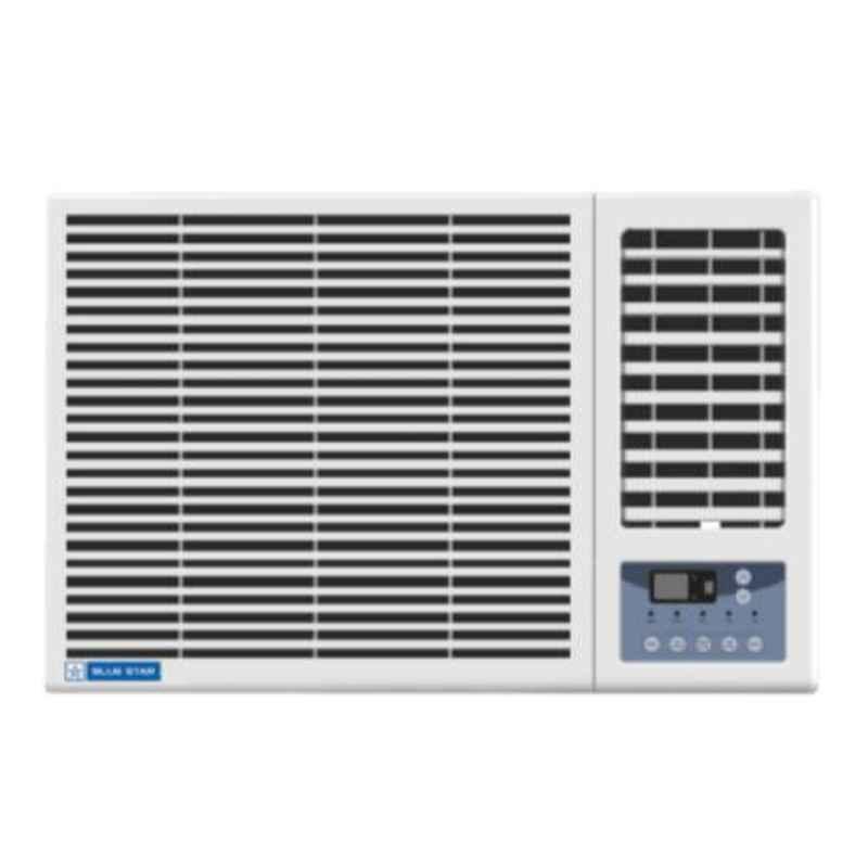 Blue Star 3W12GA 1 Ton 3 Star White Window Air Conditioner