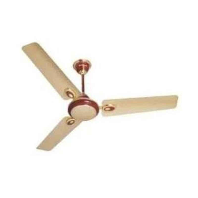 Sameer 50W Golden Brown Fusion Copper Winding Ceiling Fan, Sweep 1200 mm