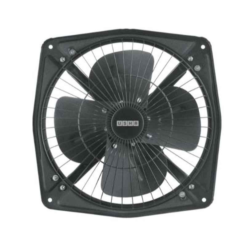 Usha Aeroclean PLUS Grey Wall Fan, Sweep: 300mm
