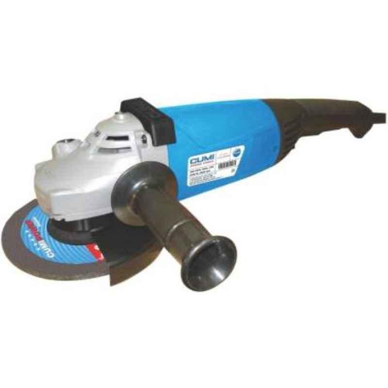 Cumi CAG 180-E 180mm 2450W Angle Grinder, CTLCAG180EL T01