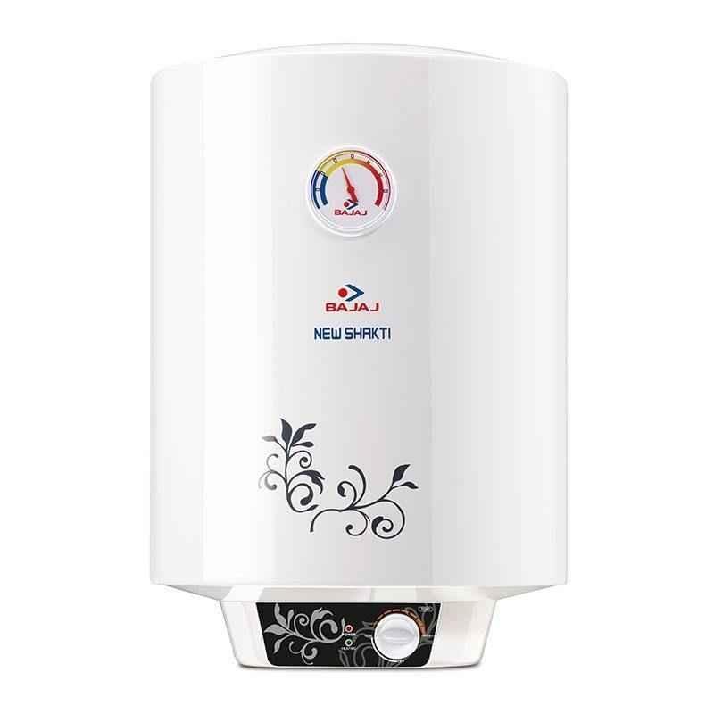 Bajaj Geyser Shakti 25 Litre Storage Water Heater with 5 Star Rating & 3 Years Warranty