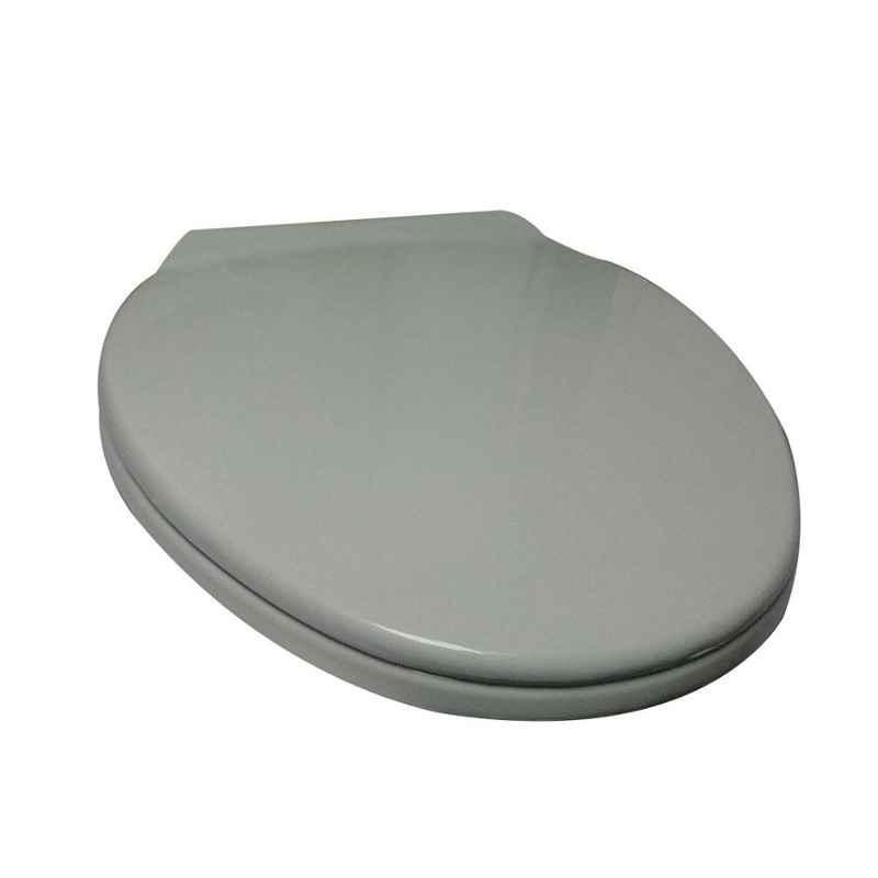 Parryware Solid Seat Cover, E8094, Colour: White