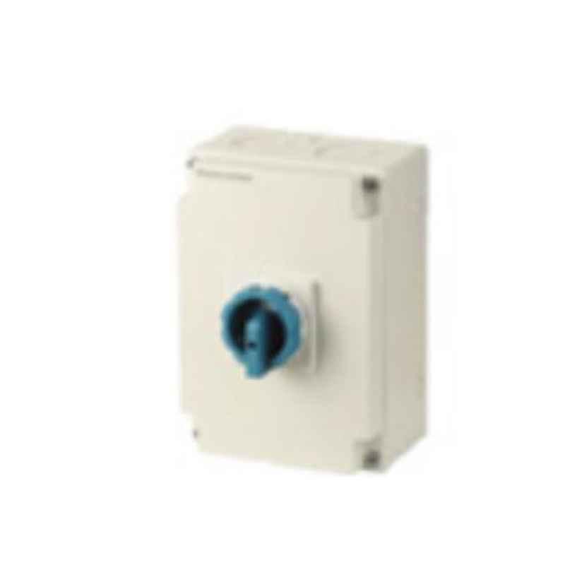 Socomec COMO 3 Pole 40A Enclosed Load Break Switch, 21153304G