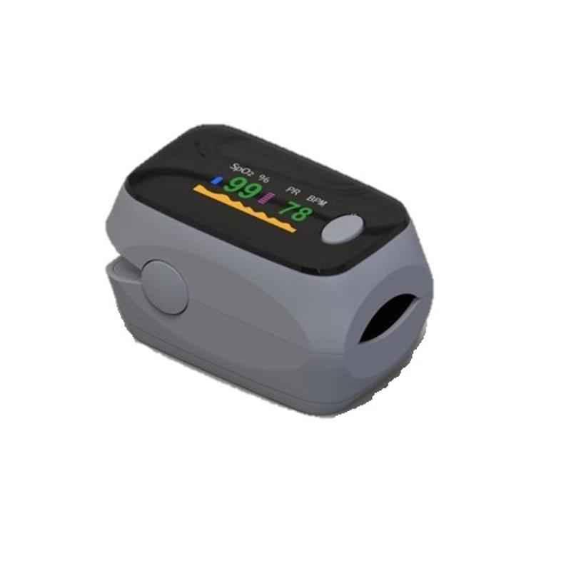 Oxymed 30-250bpm Fingertip Pulse Oximeter