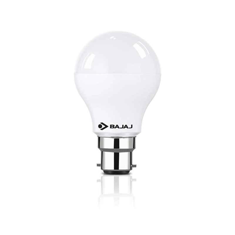 Bajaj 9W B22 Cool Day LED Bulb, 830052 (Pack of 4)