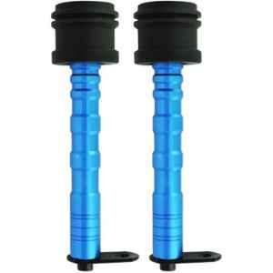 Otoroys OTO_AD-01 Blue Customized Heavy Duty Leg Guard For KTM DUKE R15
