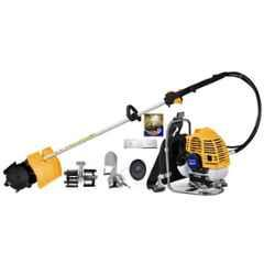 Pro Tools 3.25 HP 2 Stroke MF Brush Cutter with Tiller Attachment, 5550