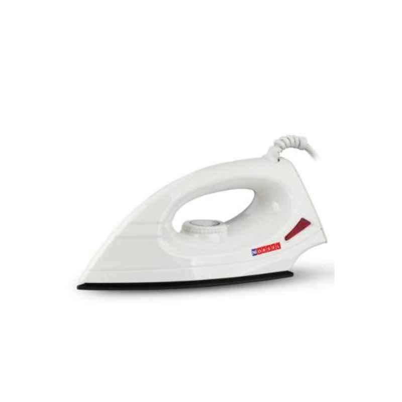 Morsel Bolt-001 750W White Lightweight Dry Iron