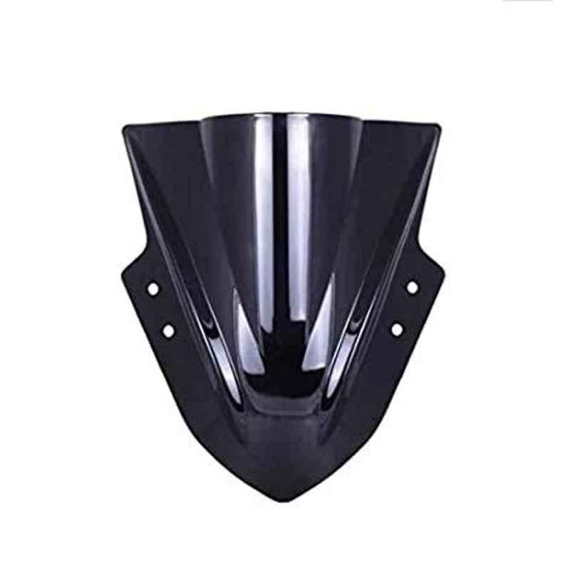 AOW Bajaj Dominor Visor Glass (Black)