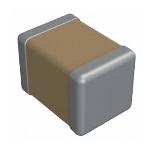 Syfer 1000pF 100V C0G/NP0 1812 Ceramic Capacitor, 1812J1000102FCT