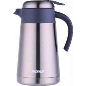 Haers 1600ml Stainless Steel Gold Coffee Pot, HK-1600-9-GLD