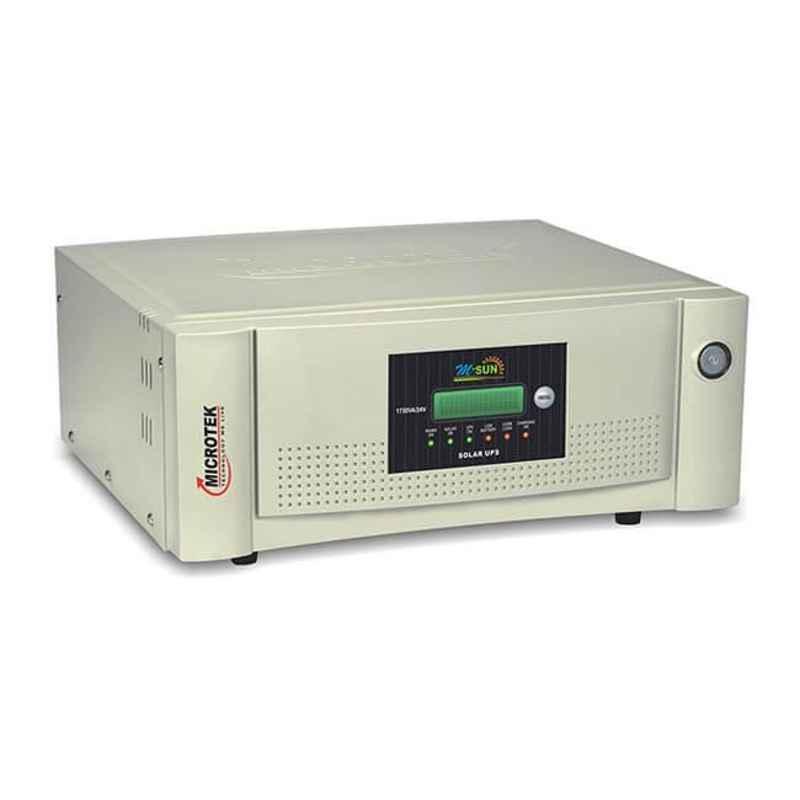 Microtek M-Sun 1735VA 24V Solar UPS