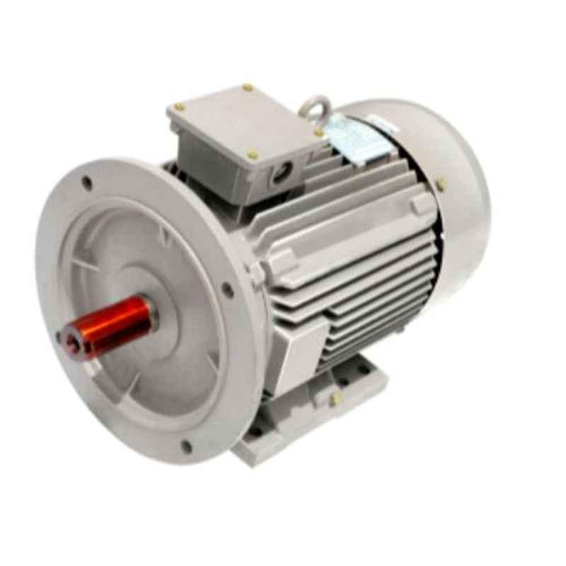 Oswal 1HP 1390rpm Three Phase Squirrel Cage Induction Electric Motor, OM-35-FLM