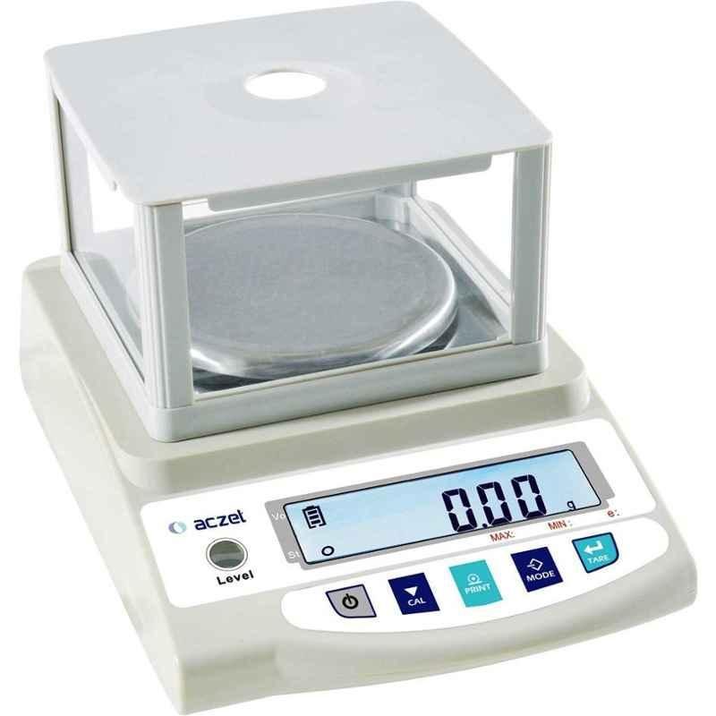 Aczet CG 302L Precision Balance, Capacity: 300 g