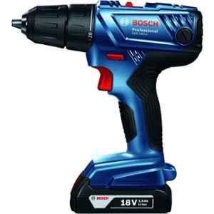 Bosch 18V Professional Cordless Drill/Driver, GSR 180-LI