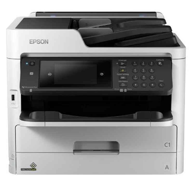 Epson Workforce Pro Wi-Fi Duplex All In One Inkjet Printer, WF-C5790