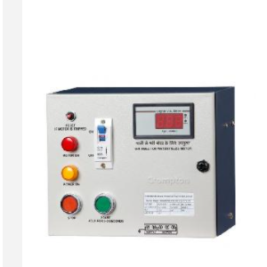 Crompton 3HP Digital Control Panel for Oil Filled Submersible Pump, ADCP3-NS(I)
