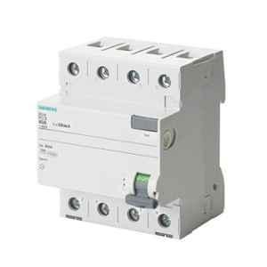 Siemens Betagard 40A Four Pole AC Type RCCB, 5SV44440RC
