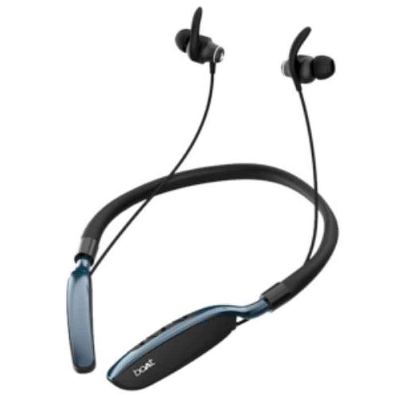 boAt Rockerz 385 V2 Black Wireless Headset with Mic