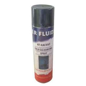 Kaiser Fluids 550ml Cold Galvanising Spray, KF-GALVAZ (Pack of 6)