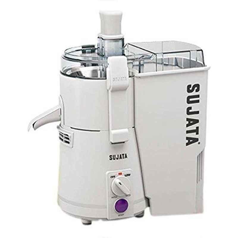 Sujata Powermatic PM 900W White Juicer