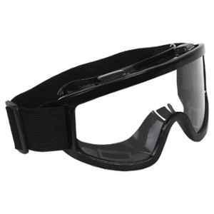 Strauss Black Bike Goggles, ST-1581