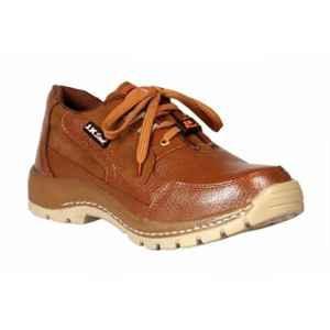 Jk Steel JKPA067BRN Steel Toe Safety Shoes, Size: 8