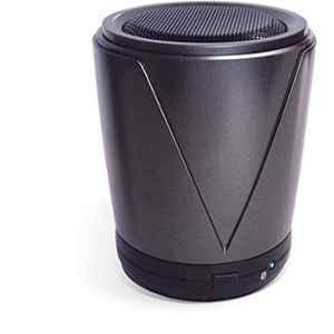 AT&T Hot Joe Grey Ultra Portable Bluetooth Speaker, PWS01
