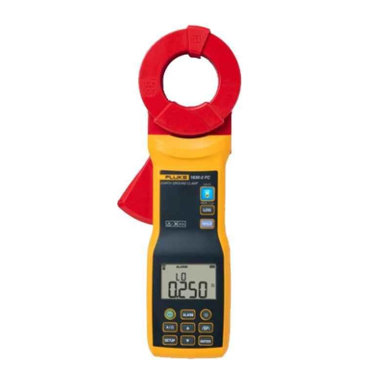 Fluke 1630-2 FC 1000V Earth Ground Clamp Meter