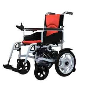 Hero Mediva Plastic & Detachable Tyre Electric Power Wheelchair with Lithium Battery, MHL 1007