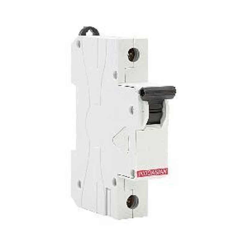 Indoasian 25 A Single Pole D Curve Optipro Miniature Circuit Breaker