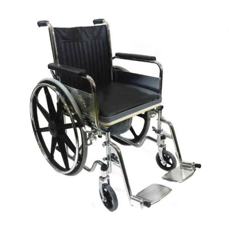 KosmoCare 18x35 inch Pride Plus Wheelchair, RMS101