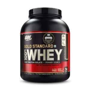 Optimum Nutrition Gold Standard 5lbs Double Rich Chocolate Whey Protein