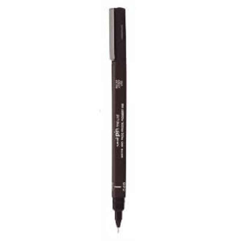 Linc Pin Pin 200 Marker & Highlighter Black
