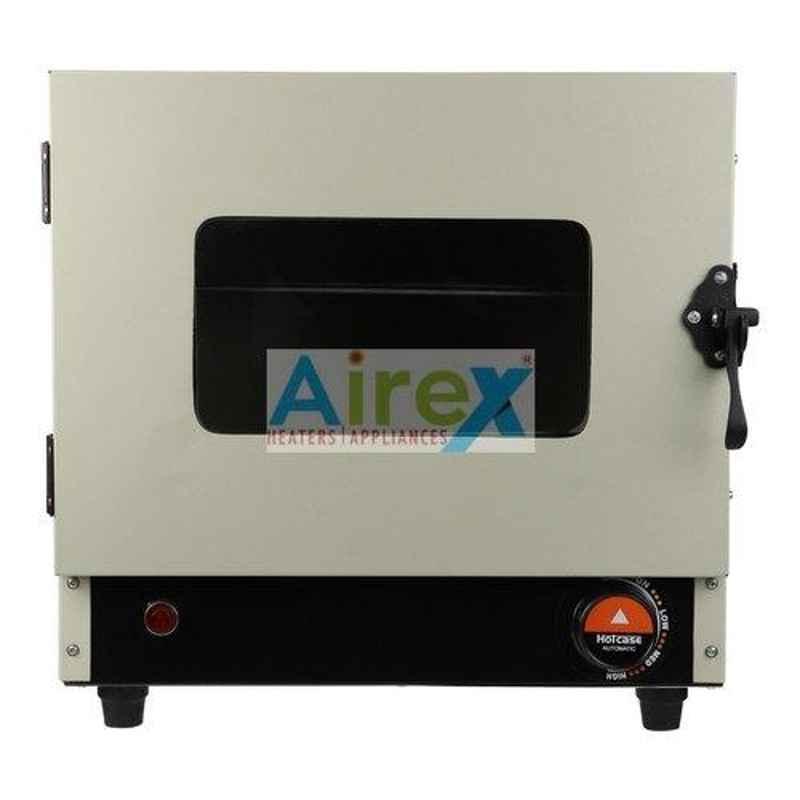 Mild Steel Airex 750W Door Type Hot Case/Food Warmer Cabinet (Small), For Home