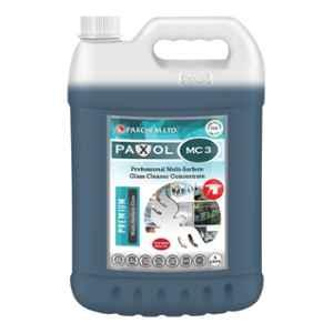 Paxol MC3 Professional Multi-Surface Glass Cleaner Concentrate, 5L (Pack of 2)