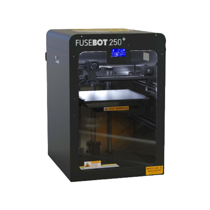 FuseBot 250+ Rapid Prototyping 3D Printer