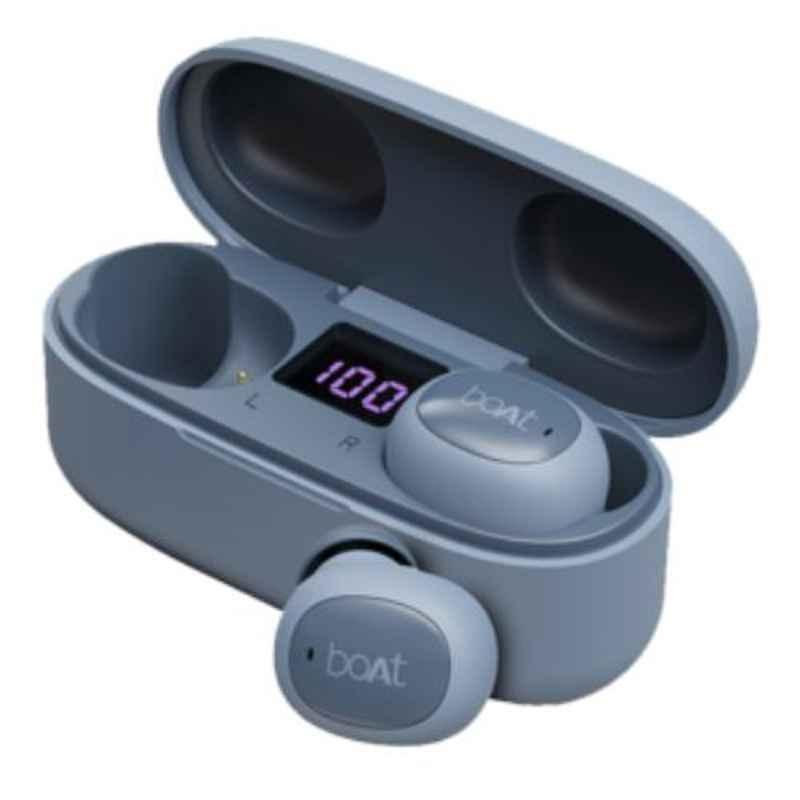boAt Airdopes 121 Blue Bluetooth Earbuds with Mic