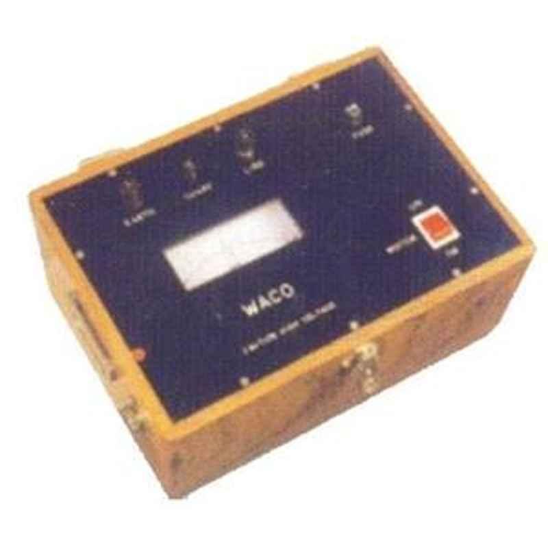 Waco WI 5005HM Analog Insulation Tester Resistance Range 20000M Ohm