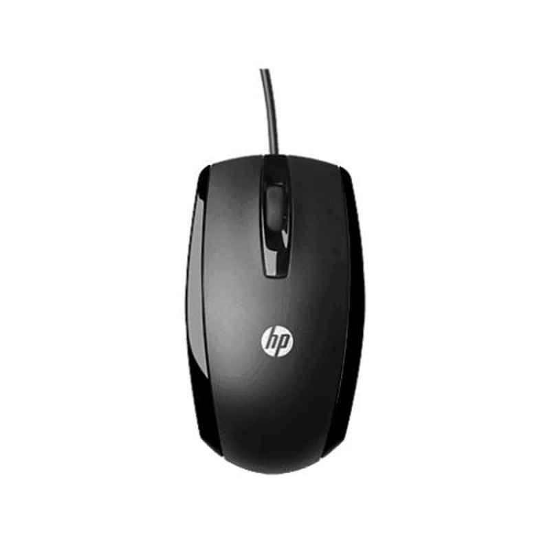 HP X500 Essentail Wired Optical Mouse, E5C12AA