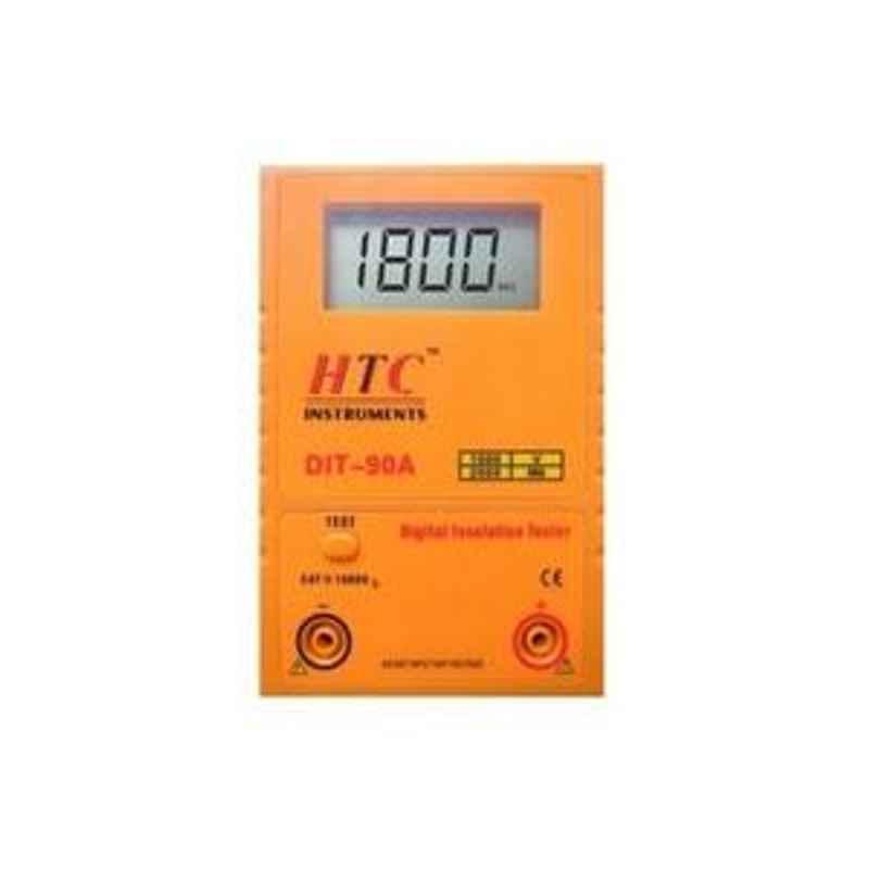 HTC DIT-90A Digital Insulation Tester Resistance range 0-2000M Ohm