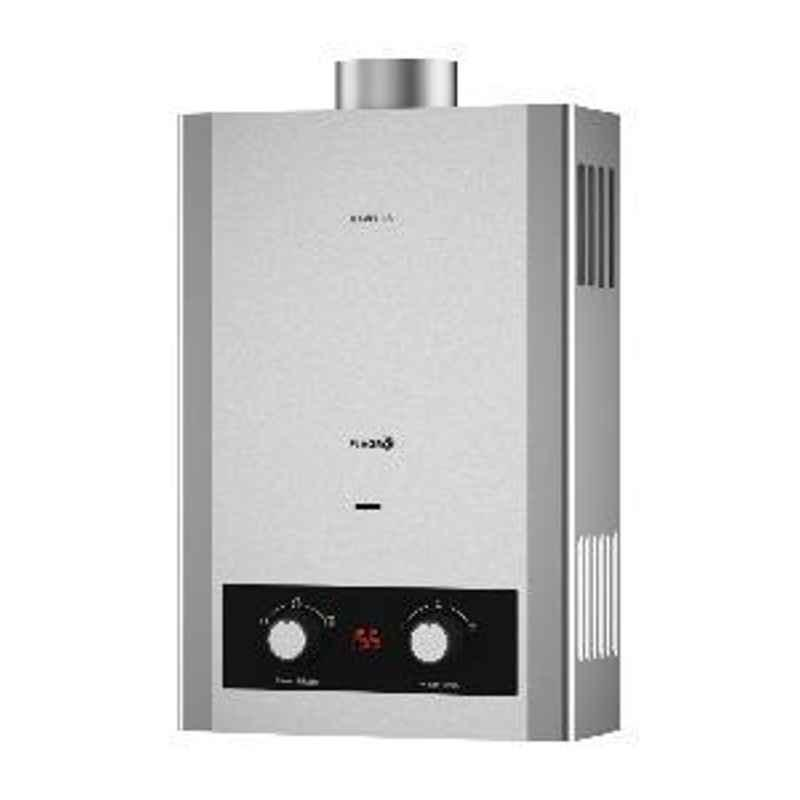Havells Flagro 6L 1.2 KW Water Heater Silver GHWZFLSSI006