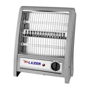 Lazer 400-800W Grey Heat Ways Two Rod Room Heater