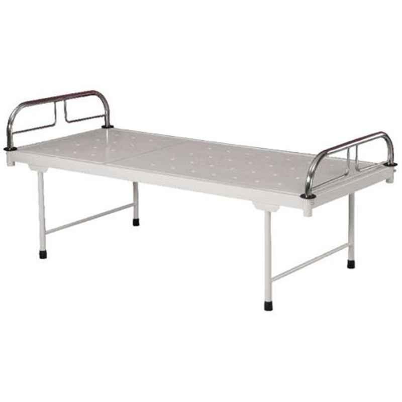 Surgihub 2030x900x600mm Mild Steel Deluxe Plain Bed, 11015