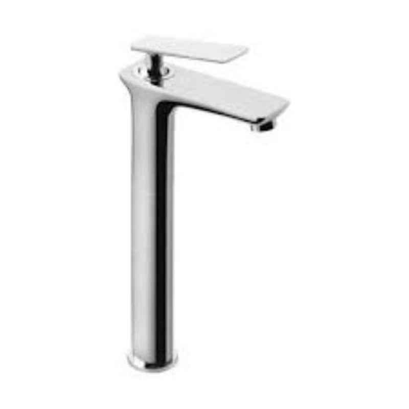 Hindware Kylis Chrome Brass Single Lever Basin Mixer, F370012