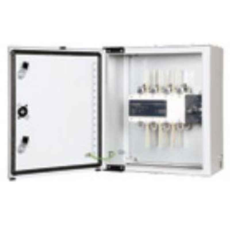 Socomec 200A 4Pole Enclosed Switch Enclosed Solution Manual Transfer Switch Equipment 41E14020A