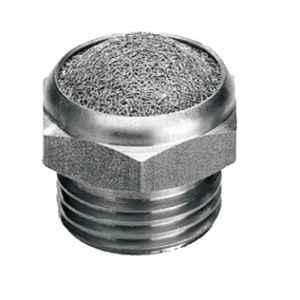 Akari 1/8 inch Mini Metal Silencer